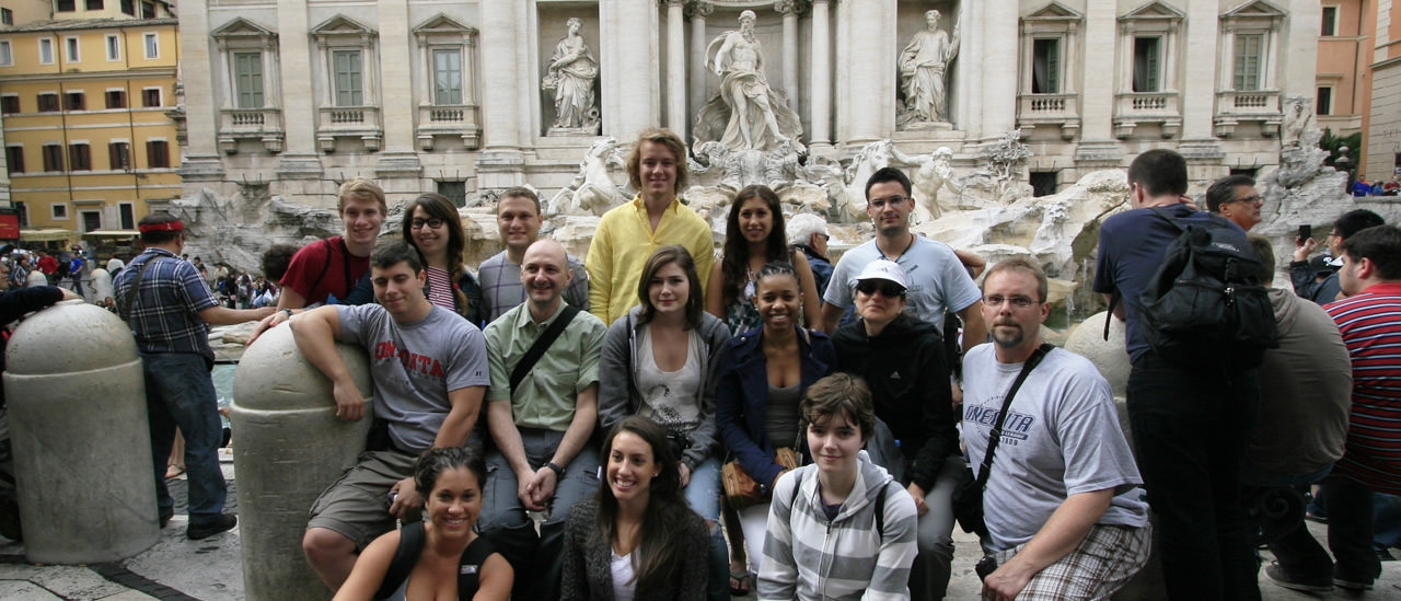 Art Travel Class: Italy & Greece