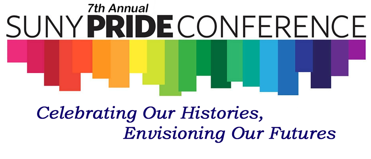 7th Annual SUNY Pride Conference Banner