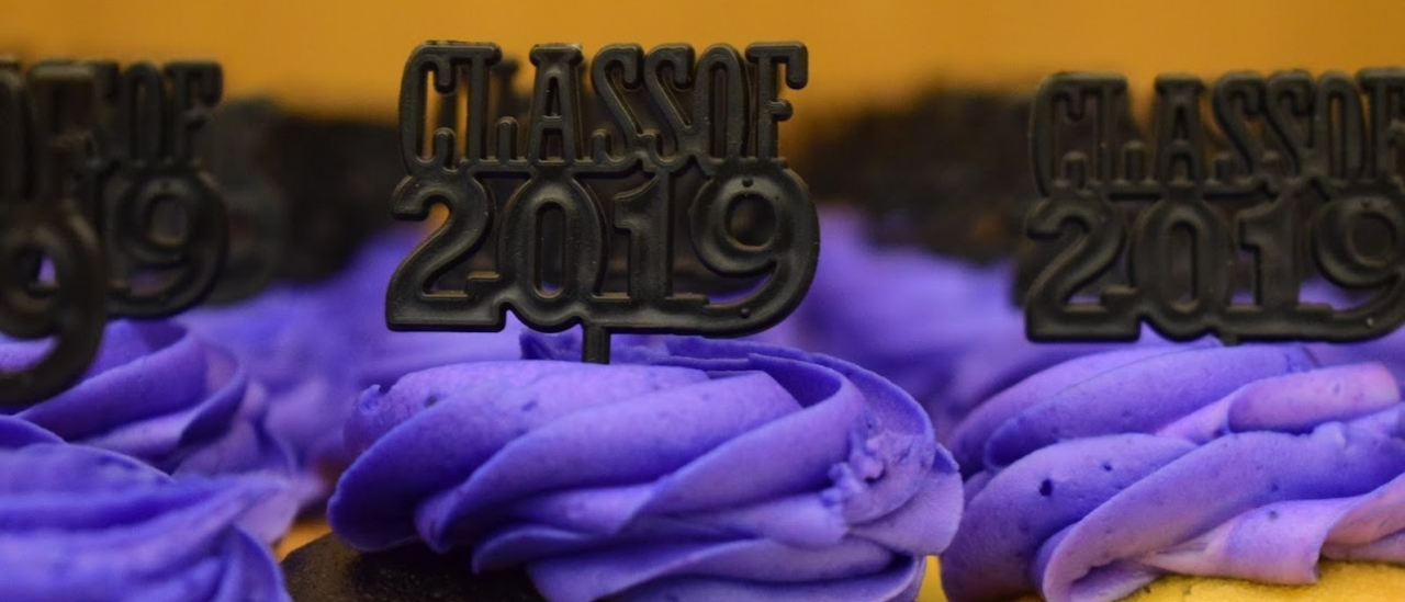 Class of 2019 Cupcakes