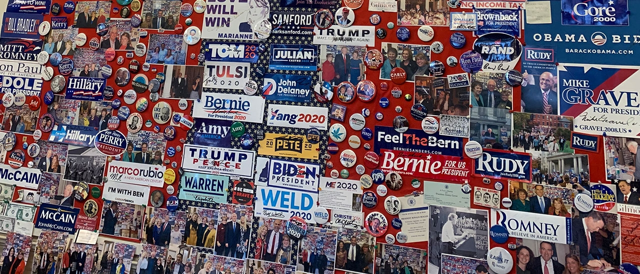 Election Wall