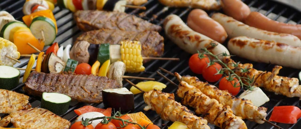 Easy Summer Grilling