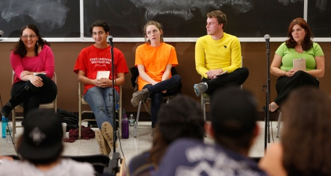 Staged Reading of The Laramie Project