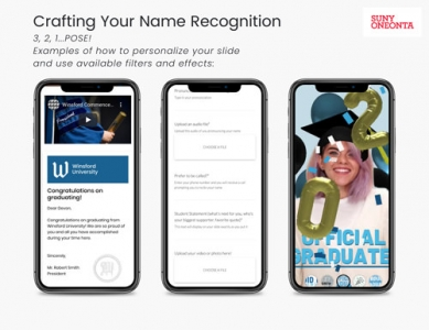 Crafting Your Name Recognition