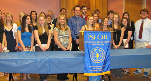 Psi Chi International Honorary Society
