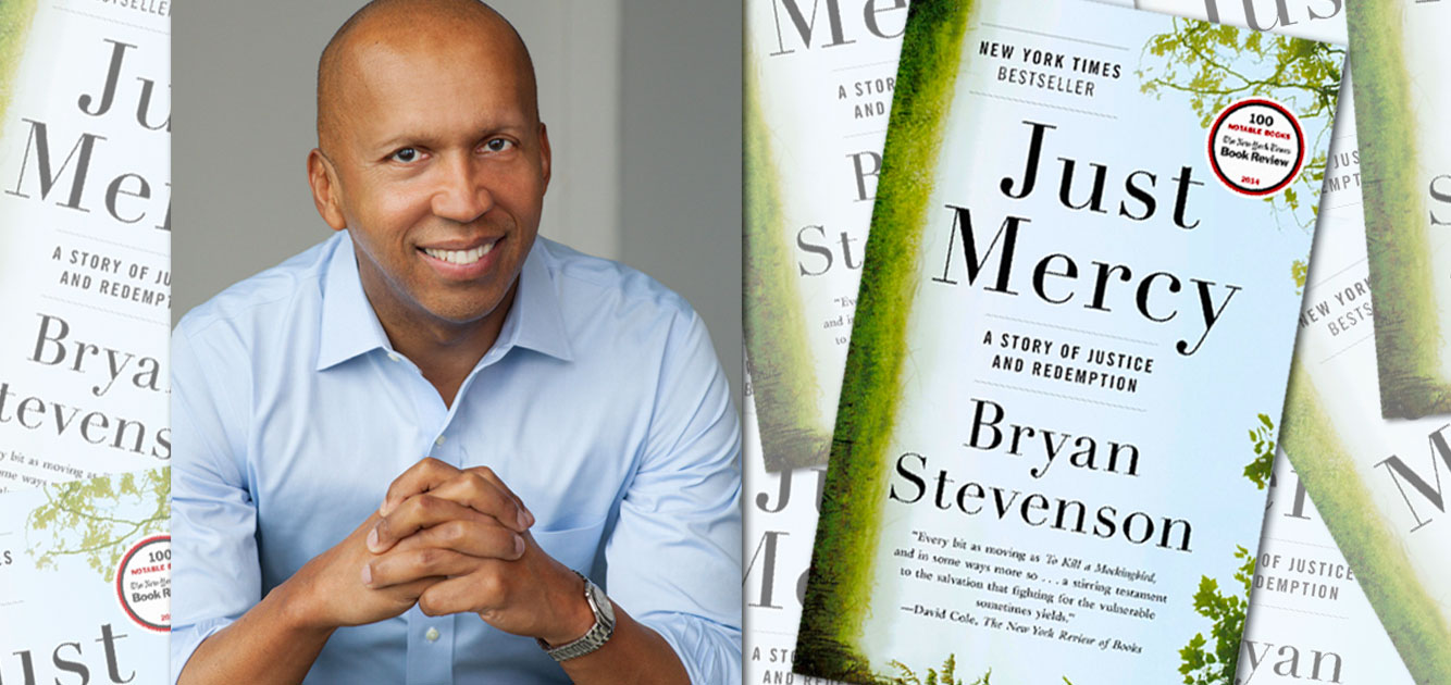 Bryan Stevenson, 2018 Common Read author