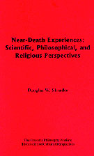 Near-Death Experiences: Scientific,  Philosophical, and Religious Perspectives Book Cover