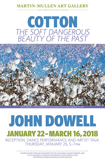 Gallery poster for John Dowell