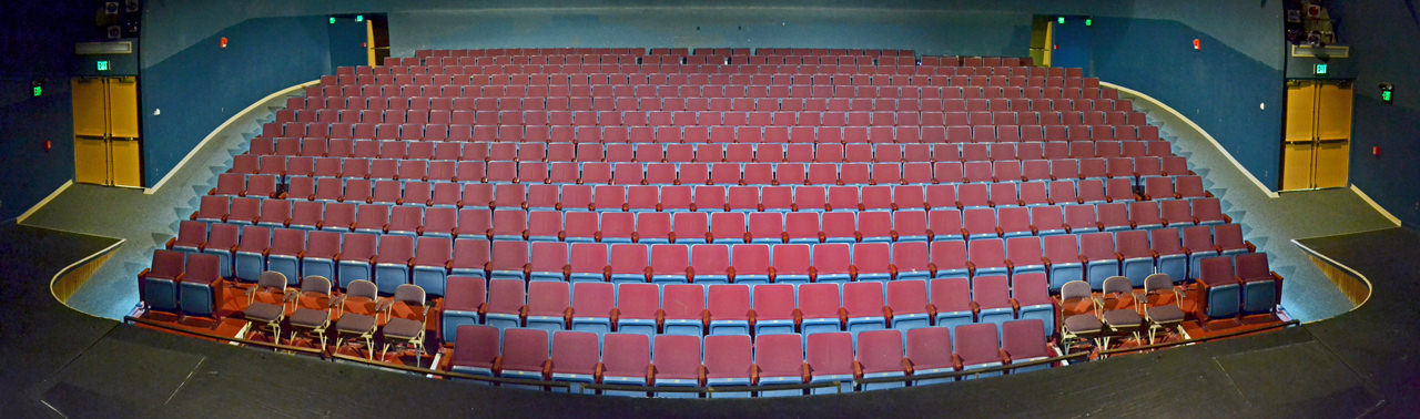 Goodrich Theater Seating