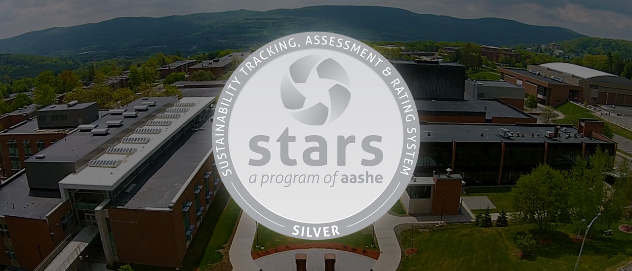 AASHE Stars Silver Rating