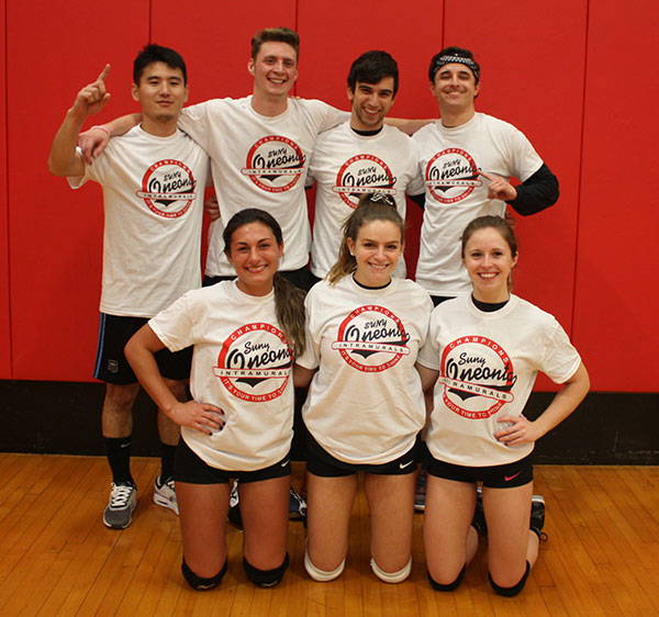 Volleyball A League Champ