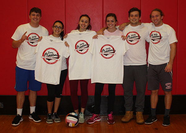 Volleyball B League Champs