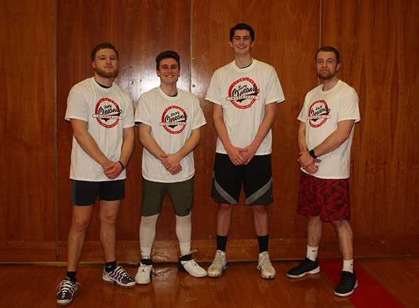 """""3 on 3 A League Champs"