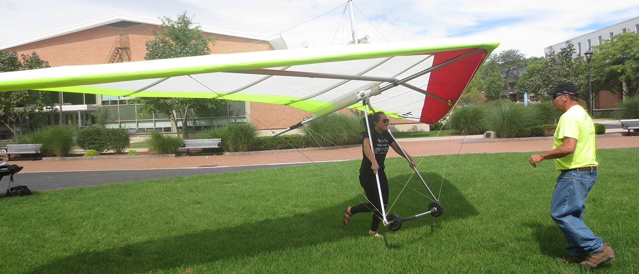 Hang Glider Lesson
