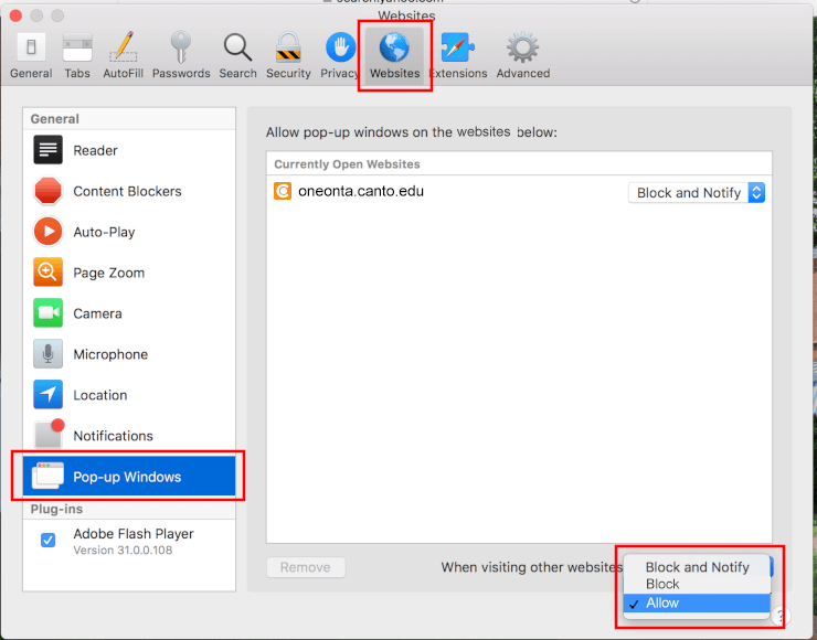 How to Allow Image Downloads in Safari 12