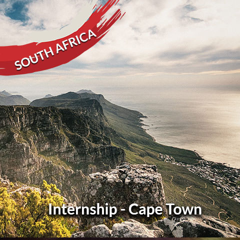 South Africa: Cape Town Connect-123 Internship