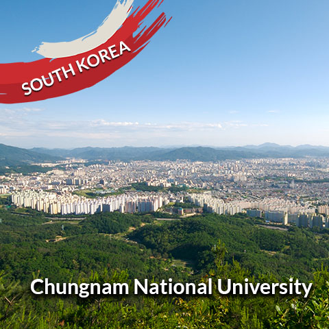 South Korea: Chungnam National University