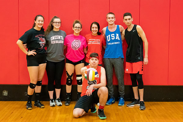 Volleyball A League Runner Up