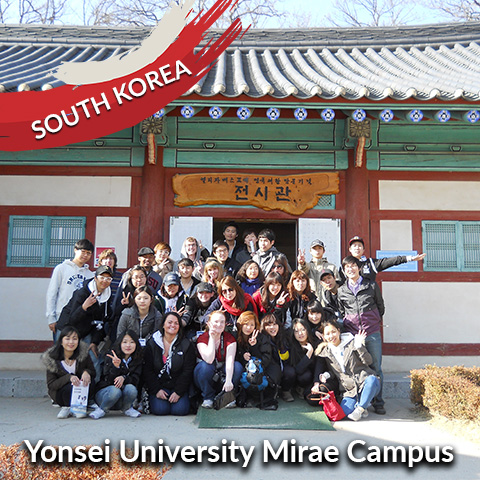 South Korea: Yonsei University Mirae Campus
