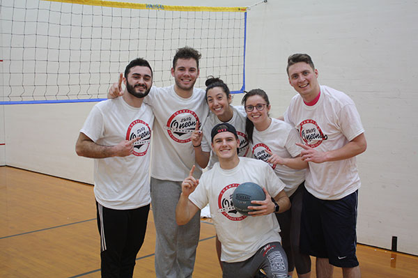Wallball Champs
