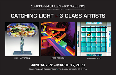 Gallery poster, Catching Light