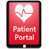 Click to access the patient portal.